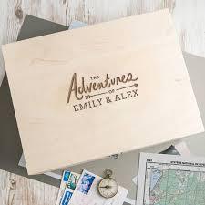 keepsake box personalized keepsake box memory box personalized the adventures