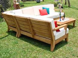 Used Teak Outdoor Furniture Teak Outdoor Sofa Furniture Boston Read Write Elegant Teak