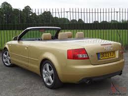 a4 cabriolet sport 2 4 2003 03 2door convertible service history
