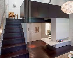 Micro Homes Interior A Tiny Manhattan Loft With Lots Of Surprises Micro Homes Loft