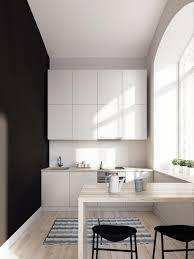 zurich white kitchen cabinets of kitchen in zurich sketchup 3d rendering