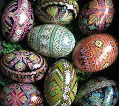 Easter Egg Decorating Beeswax by How We Make Polish Easter Eggs With Beeswax Pisanki Arts And