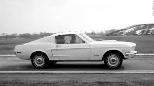 fastest mustang cobra 1968 428 cobra jet 12 most important ford mustangs cnnmoney