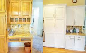 is cabinet refacing cheaper kitchen cabinet refacing tallahassee mcmanus kitchen and bath
