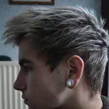 Frisuren F D Ne Haare Und Hohe Stirn by Trotz Hoher Stirn Und Geheimratsecken So Eine Frisur Haare Hohe
