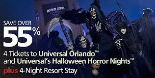 universal s horror nights family vacation bluegreen
