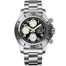 breitling steel bracelet images Breitling superocean steelfish volcano black dial men 39 s bracelet watch jpg