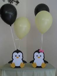 Penguin Baby Shower Decorations Best 25 Penguin Birthday Parties Ideas On Pinterest Penguin