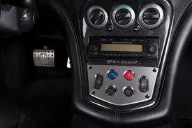 maserati 2001 carbon motors tunes the interior of maserati coupe