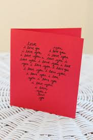 Homemade Valentines Day Gifts by 15 Diy Valentines For The One You Love Cards Diy Valentine And