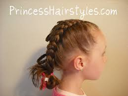 fancy princess braids hairstyles for girls princess hairstyles