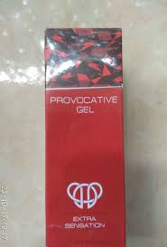 jual provocative gel extra sensation titan gel merah original