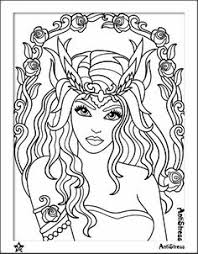 beauty antistress coloring app beautiful women coloring pages