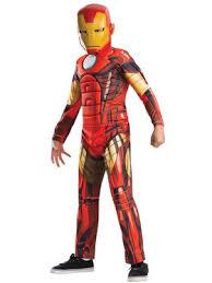 Man Costumes Halloween Iron Man Costumes 20 Superhero Costume Adults U0026 Kids