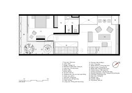 gallery house ahl architects associates plan