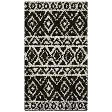Gray Accent Rug Hayden Black Accent Rug Maples Rugs