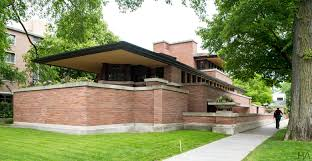 Frank Lloyd Wright Prairie Style The Robie House And Wright U0027s 150th Birthday Architectural Visits