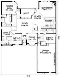 traditional house plan 87975 like placement of bedrooms don u0027t