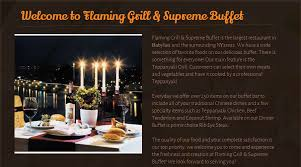 Flaming Grill And Buffet Menu by Flaming Grill U0026 Supreme Buffet 631 620 3688