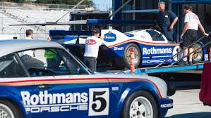 rothmans porsche logo rennsport reunion vi tickets available