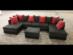 Sectional Sofa With Double Chaise Double Chaise Sectional Sofa Youtube
