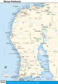 Ensenada Mexico Map by Planning Your Time On Costa Rica U0027s Nicoya Peninsula Moon Travel