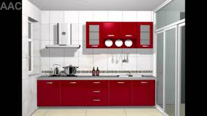 red modern kitchen best modern indian kitchen designs top 10 modern kitchen designs