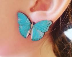 on earrings clip on earrings etsy uk