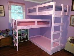 Plans For Wooden Bunk Beds by Pallet Bunk Bed Plans Recycled Things