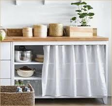 rideau placard cuisine meuble cuisine a rideau admiré meuble rideau cuisine