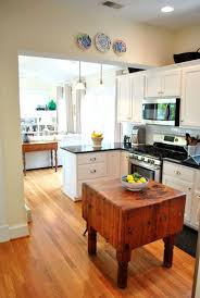 preety small butcher block kitchen island design pictures home