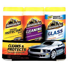 Upholstery Cleaning Wipes Armor All 3 Pk Wipes Target