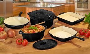 black friday cast iron cookware amazon cast iron pan sets 79 99 129 98 groupon goods