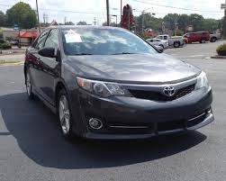 toyota l 2014 used toyota camry l at city auto sales of hueytown iid 16843857