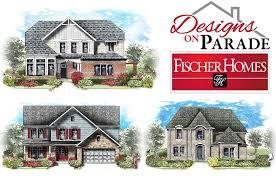 Fischer Homes Design Center Kentucky Fischer Homes Presents Designs On Parade In Northern Kentucky