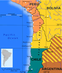 Map Of Bolivia South America by The Southern Cone South America Map Of South America Southwind