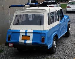 commando jeep modified file 1969 jeepster commando c101 rear jpg wikimedia commons