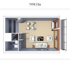 john trundle court flat plans barbican living