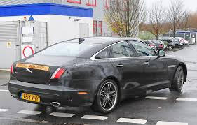 jaguar xj type 2015 2015 jaguar xj facelift spied almost camo free autoevolution