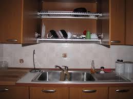 Kitchen Dish Rack Ideas 37 Hacks To Make Dish Washing Easier Dish Racks Shelves And Sinks