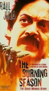 The Barning Train The Burning Season 1994 Film Wikipedia