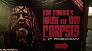 rob zombie u0027s house of 1 000 corpses at halloween horror nights