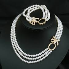 long pearl pendant necklace images Beadsnice luxury pearl jewelry sets long bridal statement necklace jpg