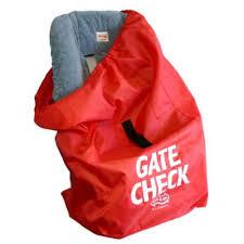 Jl childress gate check car seat travel bag final sale car seat
