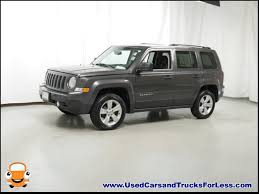 jeep patriots 2014 pre owned 2014 jeep patriot latitude for sale inver grove heights