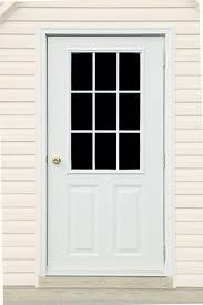 9 Lite Exterior Door Door 9 Lite Steel 1 Jpg