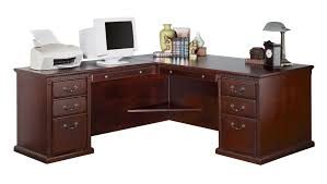 l shaped desk with hutch right return buy huntington club l shaped executive desk with right hand facing