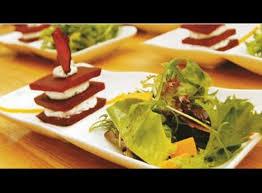 recette cuisine gastronomique simple millefeuille de betterave mousse de chèvre frais recette de