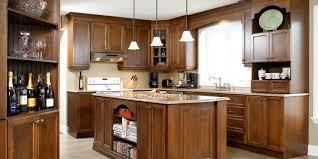 armoire de cuisine bois sobriety kitchen