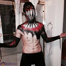 Wwe Costumes Halloween Wwe Wrestler Finn Balor Costume Photo 3 4